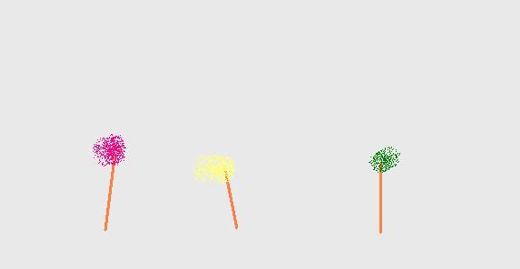 опънали са слънчев лъч и го прескачат